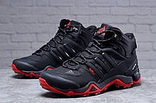 Зимние мужские кроссовки 31785, Adidas Terrex Gore Tex, черные [ нет в наличии ] р.(41-26,5см)