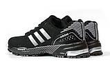 Кросівки жіночі 16917, Adidas Marathon Tn, чорні, [ 36 38 ] р. 36-22,7 див., фото 9