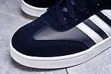 Кроссовки мужские 17811, Adidas Original, темно-синие [ 41 43 ] р.(41-26,0см), фото 5