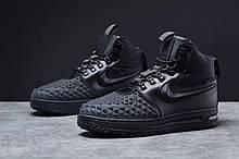 Зимние мужские ботинки 31831, Nike LF1 Duckboot (TOP AAA), черные [ нет в наличии ] р.(44-28,5см)