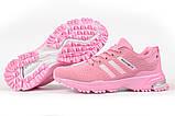 Кросівки жіночі 17002, Adidas Marathon Tn, рожеві, [ 37 38 39 40 41 ] р. 37-23,0 див., фото 6