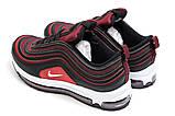 Кросівки жіночі 14422, Nike Air Max 98, чорні, [ 37 ] р. 37-23,5 див., фото 8