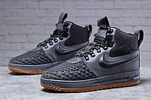 Зимние мужские ботинки 31851, Nike LF1 Duckboot (TOP AAA), темно-серые [ нет в наличии ] р.(41-26,4см)