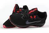 Кроссовки мужские 17020, Nike Running черны, [ 41 ] р. 41-26,2см., фото 8