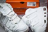 Кросівки жіночі 14774, Nike Air Uptempo, білі, [ 39 ] р. 39-25,4 див., фото 6