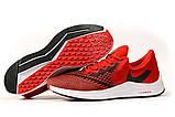Кросівки чоловічі 17074, Nike Zoom Winflo 6, червоні, [ 41 42 43 44 45 ] р. 41-26,5 див., фото 6