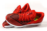 Кросівки чоловічі 17074, Nike Zoom Winflo 6, червоні, [ 41 42 43 44 45 ] р. 41-26,5 див., фото 8