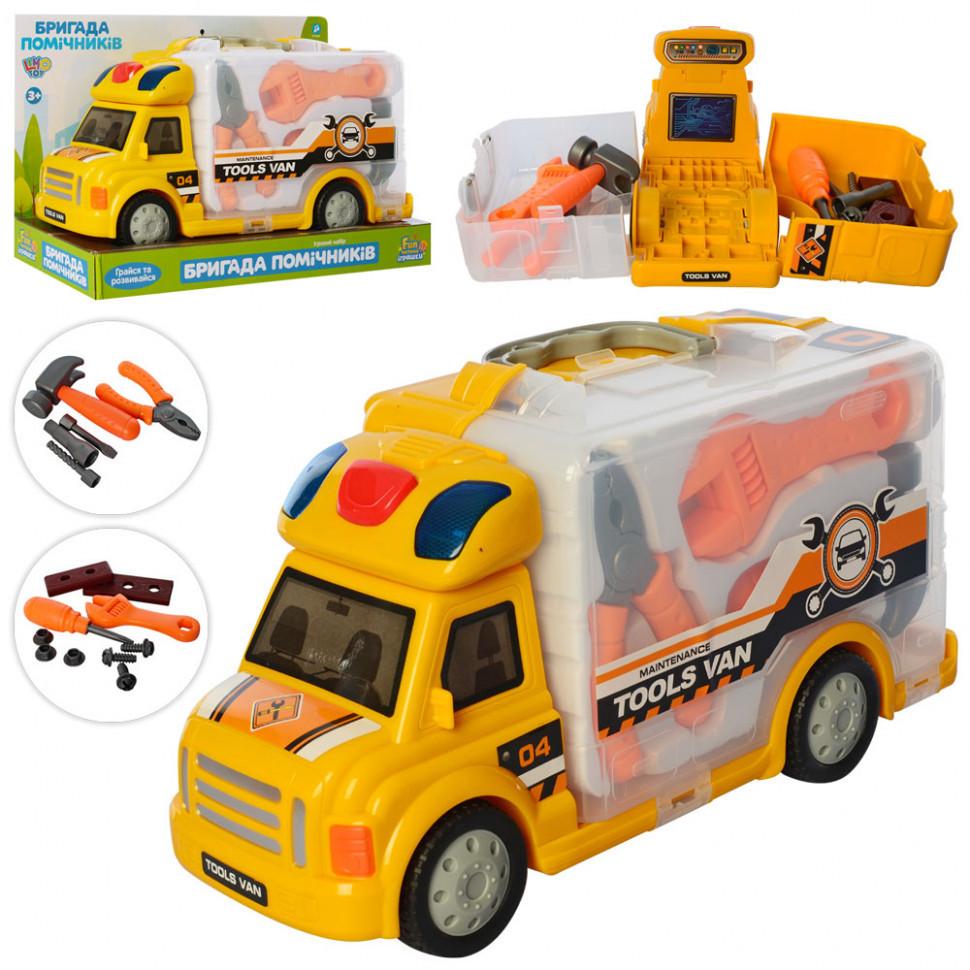 Машинка М 5531-2 (5531)