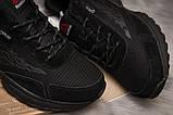 Кросівки чоловічі 14973, Reebok Dmx Max, чорні, [ 44 ] р. 44-28,5 див., фото 6