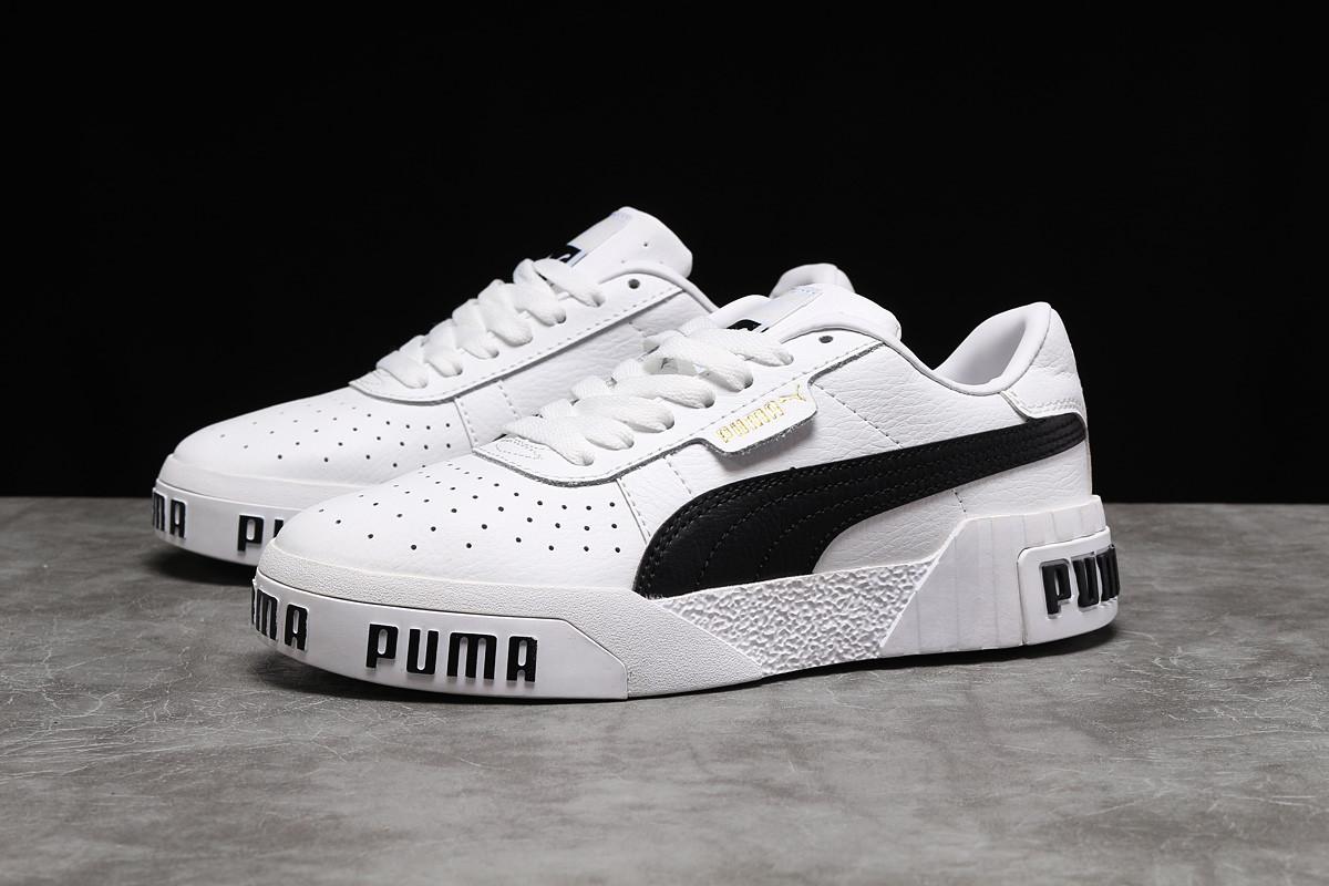 Кроссовки женские 17993, Puma Cali Sport (TOP), белые [ 39 ] р.(38-24,0см)