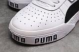 Кроссовки женские 17993, Puma Cali Sport (TOP), белые [ 39 ] р.(38-24,0см), фото 5