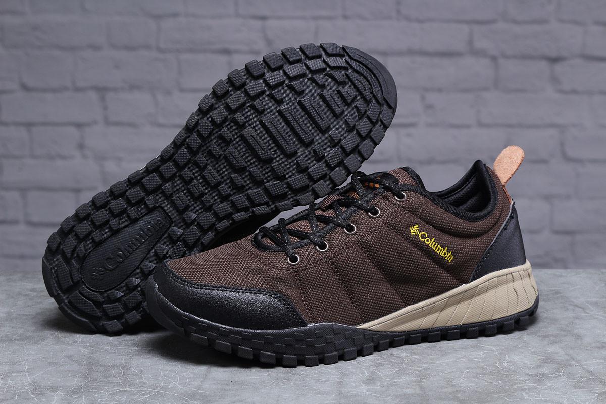 Кросівки чоловічі 18004, Columbia, коричневі, [ 41 42 43 44 45 46 ] р. 41-26,5 див.
