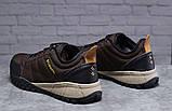 Кросівки чоловічі 18004, Columbia, коричневі, [ 41 42 43 44 45 46 ] р. 41-26,5 див., фото 3