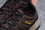 Кросівки чоловічі 18004, Columbia, коричневі, [ 41 42 43 44 45 46 ] р. 41-26,5 див., фото 5