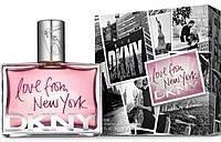 Donna Karan Love From New York for Women парфумована вода 90 ml. (Донна Каран Лав фром Нью Йорк фо Вумен)