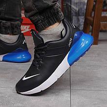 Кросівки чоловічі 15284, Nike Air 270, темно-сині, [ 42 44 ] р. 42-27,0 див.