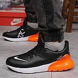 Кросівки чоловічі 15287, Nike Air 270, чорні, [ 41 42 46 ] р. 42-27,0 див., фото 2