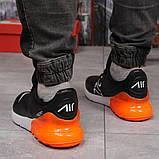 Кросівки чоловічі 15287, Nike Air 270, чорні, [ 41 42 46 ] р. 42-27,0 див., фото 4