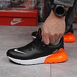 Кросівки чоловічі 15287, Nike Air 270, чорні, [ 41 42 46 ] р. 42-27,0 див., фото 7