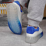 Кросівки жіночі 17163, MkQueen, білі, [ 36 37 38 39 40 ] р. 37-24,0 див., фото 6