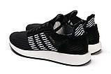 Кросівки чоловічі 15334, Adidas Iniki, чорні, [ 44 ] р. 44-28,0 див., фото 7