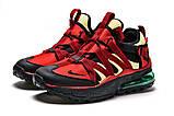 Кросівки чоловічі 15481, Nike Air, червоні, [ 41 ] р. 41-26,5 див., фото 7
