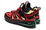 Кросівки чоловічі 15481, Nike Air, червоні, [ 41 ] р. 41-26,5 див., фото 8