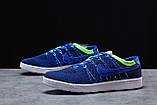 Кросівки чоловічі 18081, Nike Tennis Classic Ultra Flyknit, темно-сині, [ 41 42 43 44 45 ] р. 41-26,5 див., фото 2