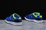 Кросівки чоловічі 18081, Nike Tennis Classic Ultra Flyknit, темно-сині, [ 41 42 43 44 45 ] р. 41-26,5 див., фото 3