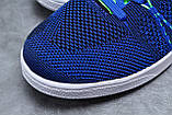 Кросівки чоловічі 18081, Nike Tennis Classic Ultra Flyknit, темно-сині, [ 41 42 43 44 45 ] р. 41-26,5 див., фото 5
