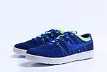Кросівки чоловічі 18081, Nike Tennis Classic Ultra Flyknit, темно-сині, [ 41 42 43 44 45 ] р. 41-26,5 див., фото 7