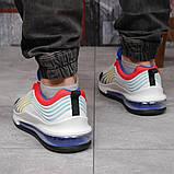 Кросівки чоловічі 17253, Air, білі, [ 41 42 44 46 ] р. 41-26,5 див. 44, фото 4