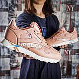 Кросівки жіночі 15872, Reebok Classic, рожеві, [ 41 ] р. 41-26,2 див., фото 6