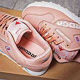 Кросівки жіночі 15872, Reebok Classic, рожеві, [ 41 ] р. 41-26,2 див., фото 8