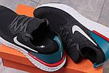 Кроссовки мужские 16103, Nike Epic React темно-серы, [ 43 44 ] р. 43-28,0см., фото 8