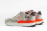 Кроссовки мужские 17301, Adidas Nite Jogger Boost 3M белы, [ 41 43 44 45 46 ] р. 41-25,2см., фото 9