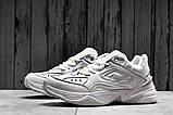 Кросівки чоловічі 20041, Nike M2K techno, білі, [ 40 41 ] р. 40-25,0 див., фото 2