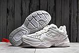 Кросівки чоловічі 20041, Nike M2K techno, білі, [ 40 41 ] р. 40-25,0 див., фото 3