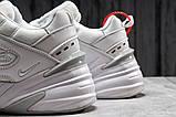 Кросівки чоловічі 20041, Nike M2K techno, білі, [ 40 41 ] р. 40-25,0 див., фото 10