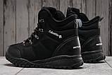 Зимние мужские кроссовки 31233, Columbia Waterproof, черные [ нет в наличии ] р.(43-28,0см), фото 2