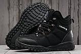 Зимние мужские кроссовки 31233, Columbia Waterproof, черные [ нет в наличии ] р.(43-28,0см), фото 3