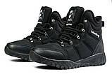 Зимние мужские кроссовки 31233, Columbia Waterproof, черные [ нет в наличии ] р.(43-28,0см), фото 8