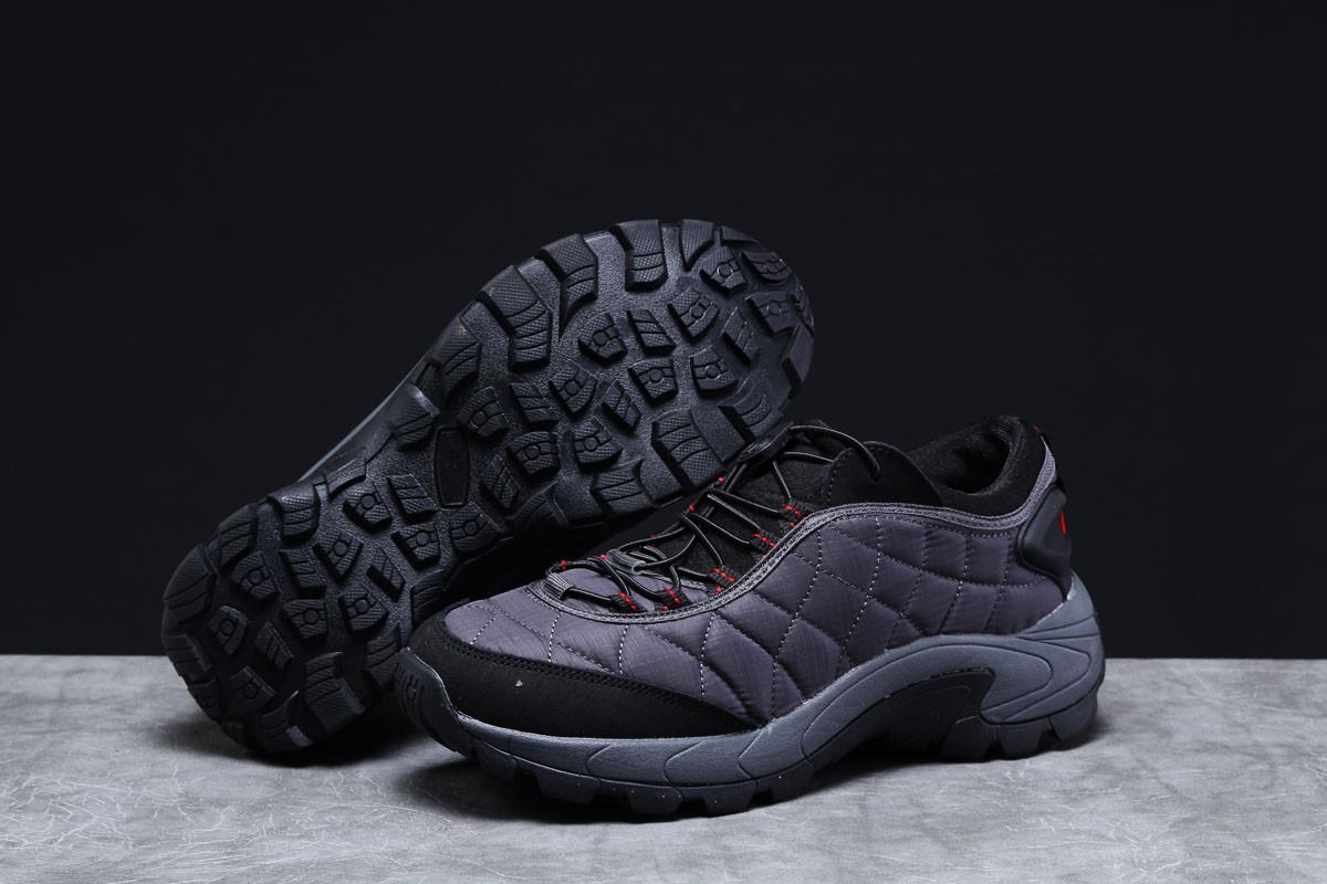 Зимові чоловічі кросівки 31342, Merrell Climber, темно-сірі, [ ] р. 43-27,6 див. 45