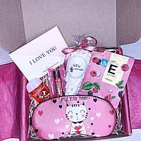 """Подарочный бокс для девушки Wow boxes """"Beauty box # 9"""""""