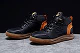 Зимові чоловічі кросівки 31383, Timbershoes Sensorflex (на хутрі), чорні, [ 40 44 45 ] р. 40-26,4 див., фото 2