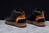 Зимові чоловічі кросівки 31383, Timbershoes Sensorflex (на хутрі), чорні, [ 40 44 45 ] р. 40-26,4 див., фото 3