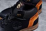 Зимові чоловічі кросівки 31383, Timbershoes Sensorflex (на хутрі), чорні, [ 40 44 45 ] р. 40-26,4 див., фото 6