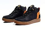 Зимові чоловічі кросівки 31383, Timbershoes Sensorflex (на хутрі), чорні, [ 40 44 45 ] р. 40-26,4 див., фото 8