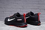 Зимние мужские кроссовки 31431, Nike Shield, черные, [ 41 44 ] р. 41-25,5см., фото 3