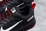 Зимние мужские кроссовки 31431, Nike Shield, черные, [ 41 44 ] р. 41-25,5см., фото 5